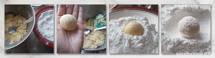 kokoskoekjes stap voor stap recept