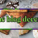 On the blog december 2018
