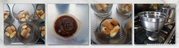 tiramisu in een glas stap voor stap recept
