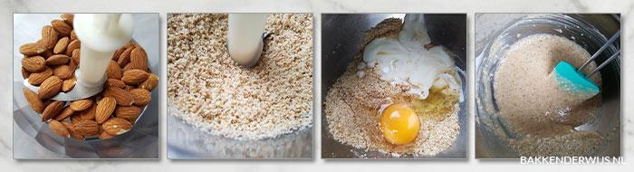 amandelpannenkoekjes stap voor stap recept