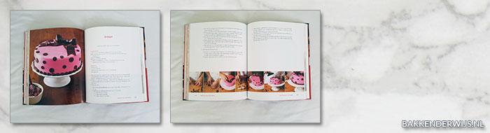 bakken met de cake boss boekreview strik