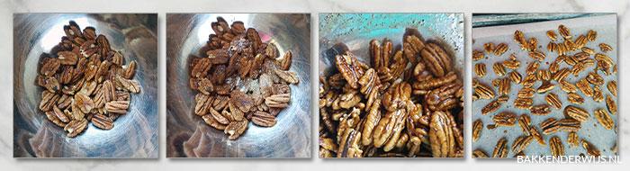 chilipeper zoete pecannoten recept stap voor stap
