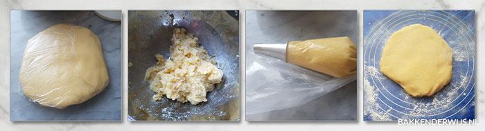 Gevulde koek stap voor stap recept