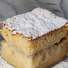 Bananen magic cake recept