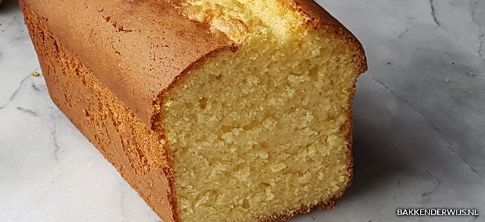 Sandkage recept - Deense cake
