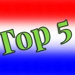 Top 5 Nederlandse recepten