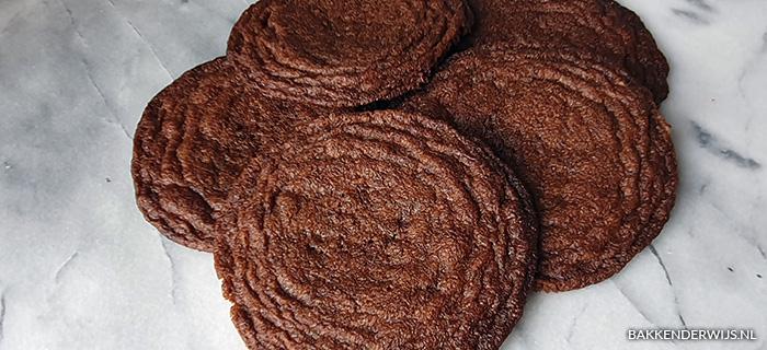 Bruine suiker koekjes recept