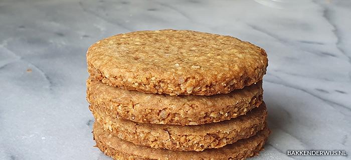 digestive koekjes recept