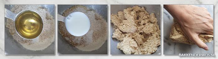 digestive koekjes stap voor stap recept