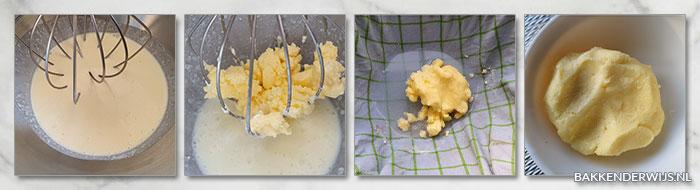 boter maken stap voor stap