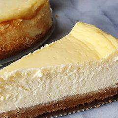 New York cheesecake recept
