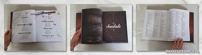 Modern baking boekreview opbouw