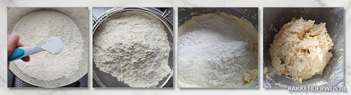 Ricotta kaneel cheesecakes stap voor stap recept