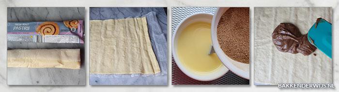 snelle kaneelbroodjes stap voor stap recept