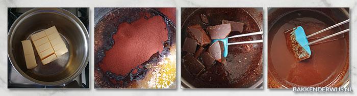Arretjescake met kruidnoten stap voor stap recept