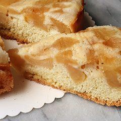 Sharlotka appelcake recept
