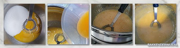 sinaasappelcurd stap voor stap recept