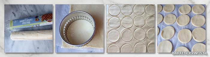 Snelle suikerkoekjes stap voor stap recept