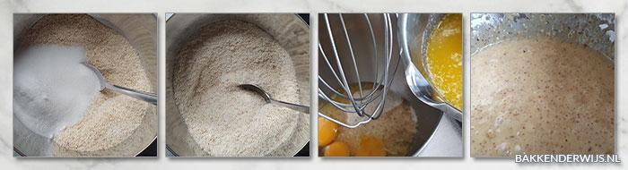 amandelmeel muffins stap voor stap recept
