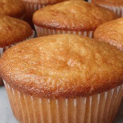 Sinaasappelmuffins recept