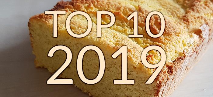 Top 10 best bezochte recepten van 2019
