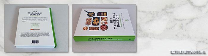Het makkelijke bakboek boekreview omslag
