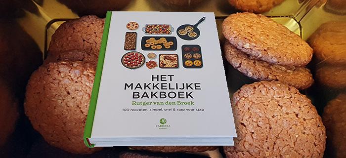 Het makkelijke bakboek boekreview