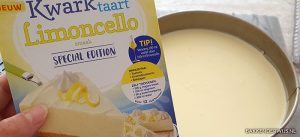 Dr. Oetker Limoncello kwarktaart product review