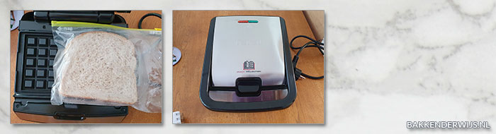 Tefal snack collection product review
