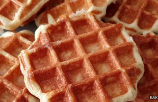Luikse wafels recept