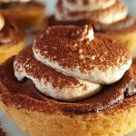 Cappuccino tartelettes recept