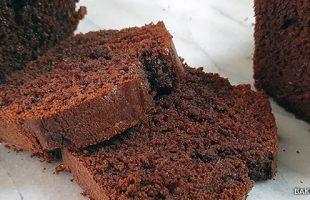 Dubbele chocoladecake recept