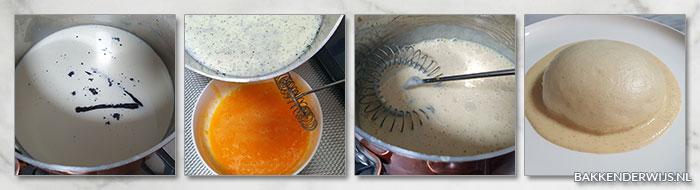 Germknödel met vanillesaus stap voor stap recept