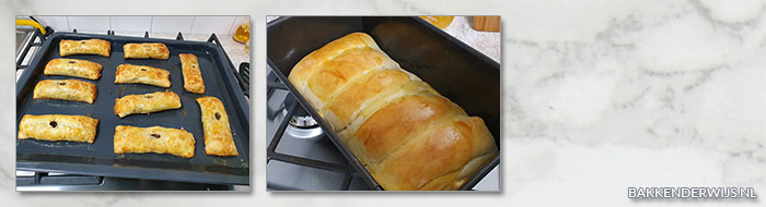 Het Wereld bakboek baksels