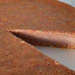 Zoete aardappeltaart recept - speculaas