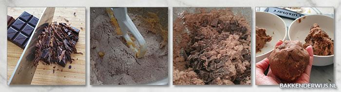 reuzencookies met muesli stap voor stap recept