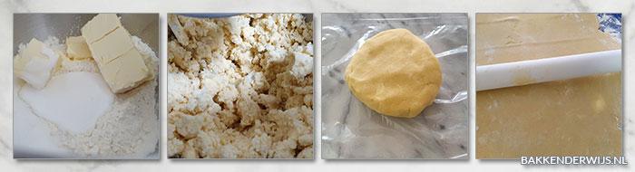 Vegan appeltaart stap voor stap recept