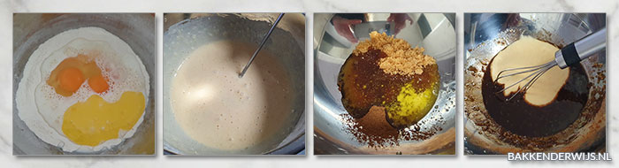 Kaneel swirl pancakes stap voor stap recept