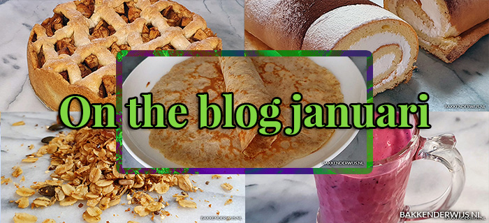 On the blog januari 2021
