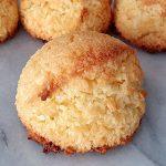 Lemoncurd kokosbollen recept